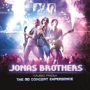 The Jonas Brothers, 3d Concert Experience (CD)