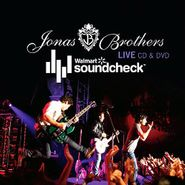 The Jonas Brothers, Live: Walmart Soundcheck (CD)