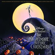 Danny Elfman, The Nightmare Before Christmas [OST] (LP)