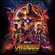 Alan Silvestri, Avengers: Infinity War [OST] (CD)
