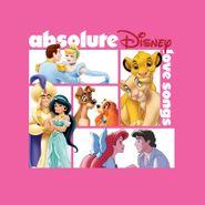 Various Artists, Absolute Disney: Love Songs (CD)