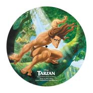 Various Artists, Tarzan [OST] [Picture Disc] (LP)