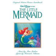 Alan Menken, The Little Mermaid [OST] (LP)