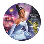 Various Artists, The Princess & The Frog: The Songs [OST] [Picture Disc] (LP)