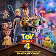 Randy Newman, Toy Story 4 [OST] (CD)