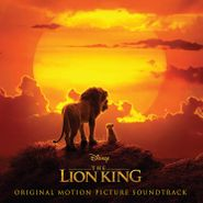 Various Artists, The Lion King (2019) [OST] (CD)