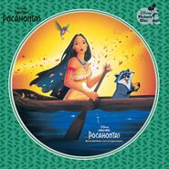 Various Artists, Songs From Pocahontas [Picture Disc] [OST] (LP)