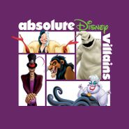 Various Artists, Absolute Disney: Villains (CD)