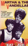 Martha & The Vandellas, Heat Wave (Cassette)