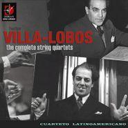 Heiter Villa-Lobos, The Complete String Quartets (CD)