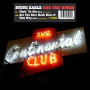 "Steve Earle & The Dukes, Live [Record Store Day] (7"")"