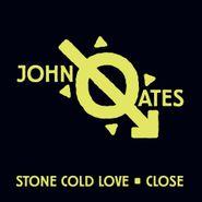 """John Oates, Stone Cold Love / Close [Lemon-Line Vinyl] [Record Store Day] (7"""")"""