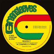 """Al Campbell, Respect (12"""")"""