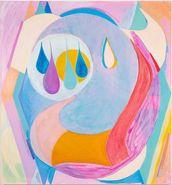 "Four Tet, Anna Painting (12"")"