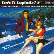 Yuji Ono, Isn't It Lupintic? Lupin The Third [OST] (LP)