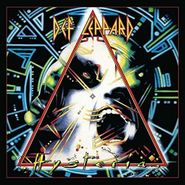 Def Leppard, Hysteria [180 Gram Orange Vinyl] (LP)