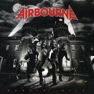 Airbourne, Runnin' Wild [Red Vinyl] (LP)