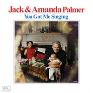 Jack Palmer, You Got Me Singing (CD)