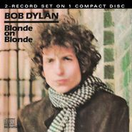 Bob Dylan, Blonde On Blonde (CD)