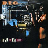 REO Speedwagon, Hi Infidelity (CD)