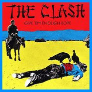 The Clash, Give 'Em Enough Rope (CD)