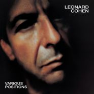 Leonard Cohen, Various Positions (CD)