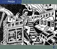 Phish, Live Phish 16: 10.31.98 - Thomas & Mack Center, Las Vegas, NV (CD)