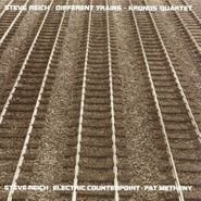 Steve Reich, Different Trains / Electric Counterpoint (LP)