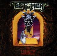 Testament, The Legacy (CD)