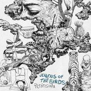 Jealous Of The Birds, Peninsula [Sea Blue Vinyl] (LP)