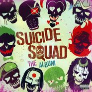 Various Artists, Suicide Squad: The Album [OST] (CD)