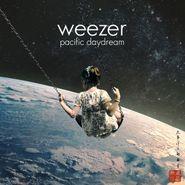 Weezer, Pacific Daydream [Red w/ Black Splatter Vinyl] (LP)