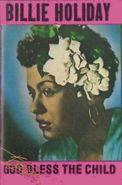 Billie Holiday, God Bless The Child (Cassette)