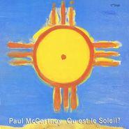 """Paul McCartney, Ou Est Le Soleil? (12"""")"""