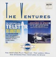 The Ventures, The Ventures Play Telstar, The Lonely Bull, and Others / (The) Ventures In Space (CD)