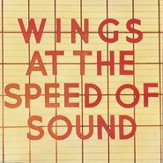 Wings, At The Speed Of Sound (CD)