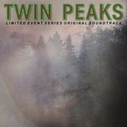 Angelo Badalamenti, Twin Peaks: Limited Event Series [Score] [Neon Green Vinyl] (LP)