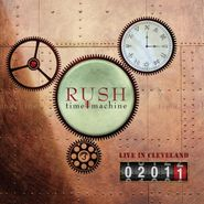 Rush, Time Machine 2011: Live In Cleveland (LP)