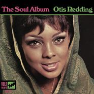 Otis Redding, The Soul Album [Mono 180 Gram Vinyl] (LP)