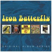 Iron Butterfly, Original Album Series (CD)