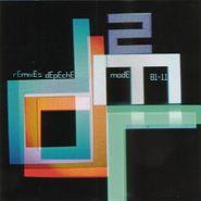Depeche Mode, Remixes Volume 2: 81-11 (CD)