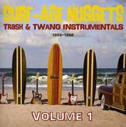 Various Artists, Surf Age Nuggets: Trash & Twang Instrumentals 1959-1966 (CD)