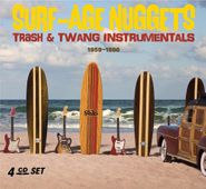 Various Artists, Surf-Age Nuggets: Trash & Twang Instrumentals 1959-1966 [Box Set] (CD)