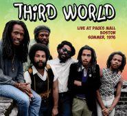 Third World, Live At Paul's Mall Boston Summer, 1976 (CD)