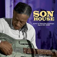 Son House, Live At Oberlin College, April 15, 1965 (CD)