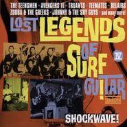 Various Artists, Shock Wave! Lost Legends Of Surf Guitar (CD)