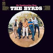 The Byrds, Mr. Tambourine Man [Red Vinyl] (LP)