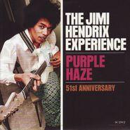 "The Jimi Hendrix Experience, Purple Haze / 51st Anniversary [Purple Vinyl] (7"")"