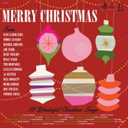 Various Artists, Merry Christmas From King Records [Black Friday Red Vinyl] (LP)