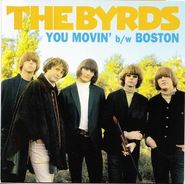 """The Byrds, You Movin' / Boston [Black Friday Colored Vinyl] (7"""")"""